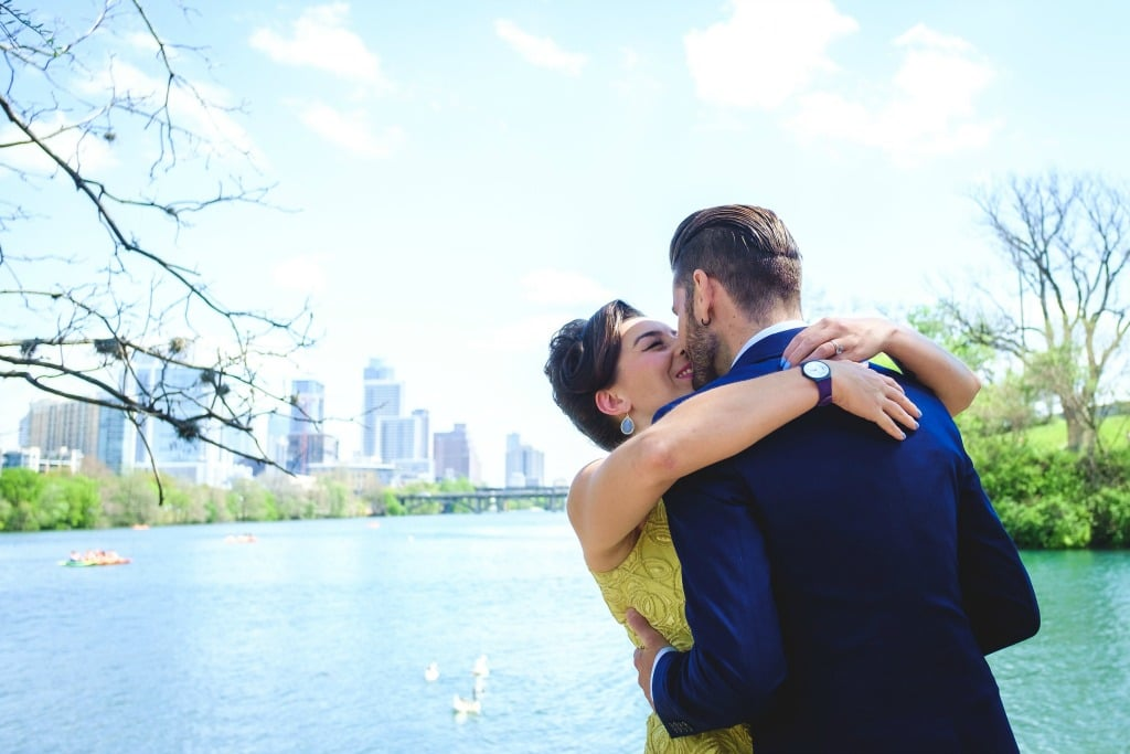 Lou Neff Point An Austin Elopement - Corey Mendez Photography