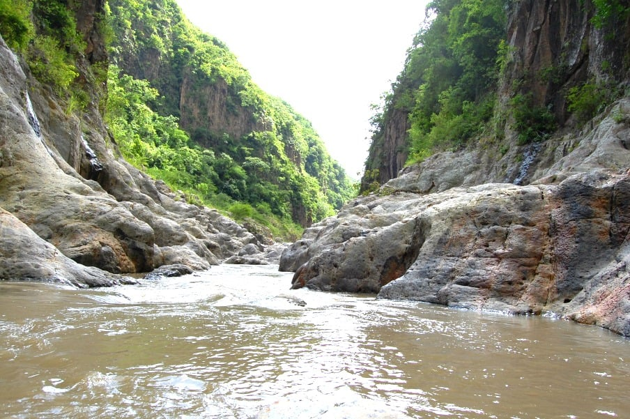 uided Somoto Canyon Nicaragua via Flickr Tobias Eder