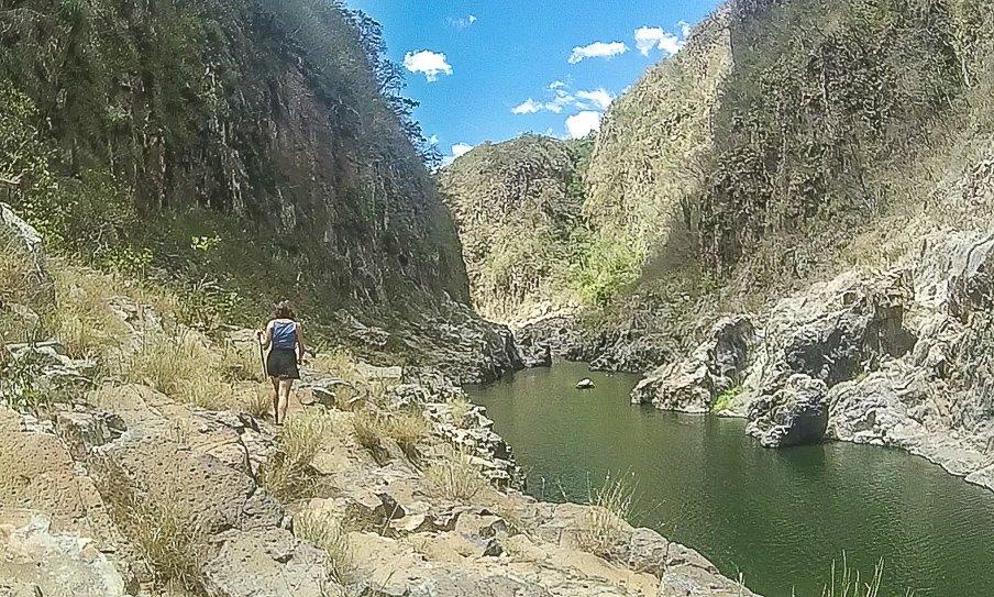 Self Guided Somoto Nicaragua