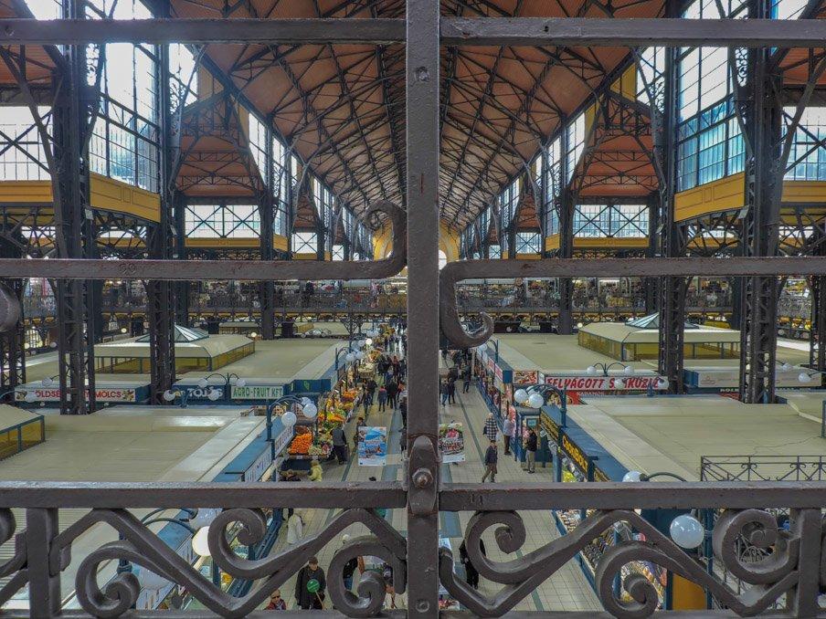 Budapest Central Market, Taste Hungary
