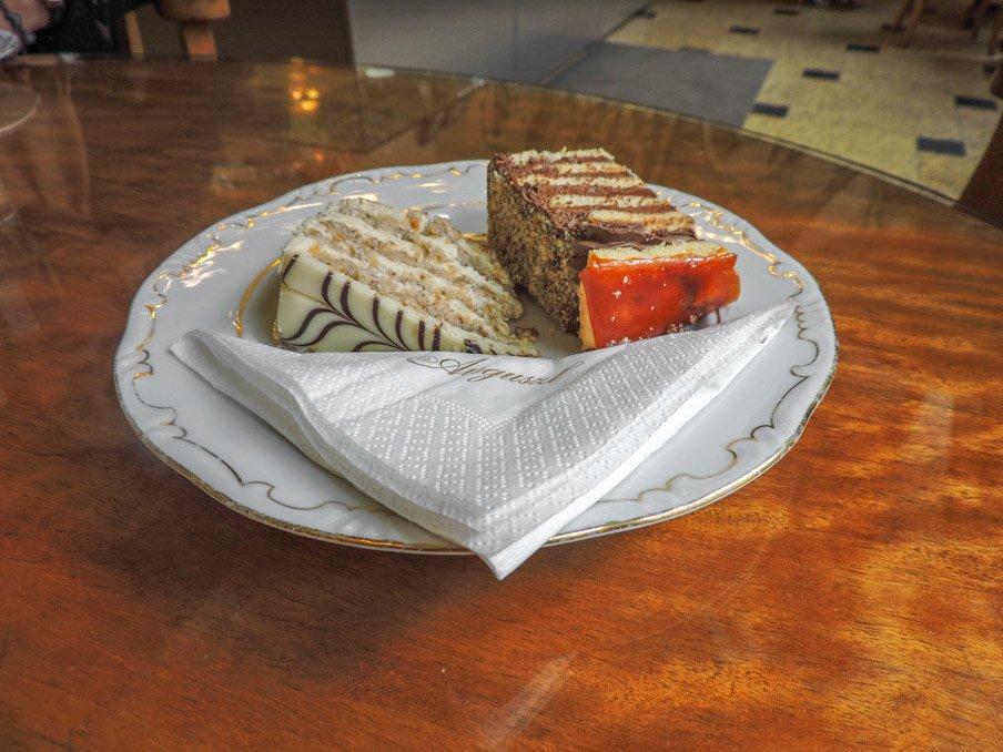 Cake Budapest, Taste Hungary