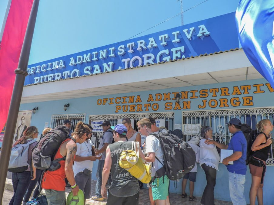 San Jorge Port, Ometepe Nicaragua, Things To Do On Ometepe