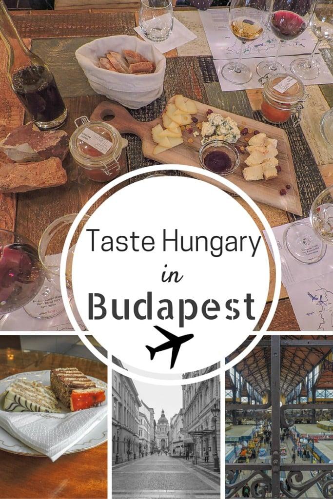 Taste Hungary Food Tours, Budapest