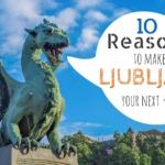 10 Things to do in Lovely Ljubljana