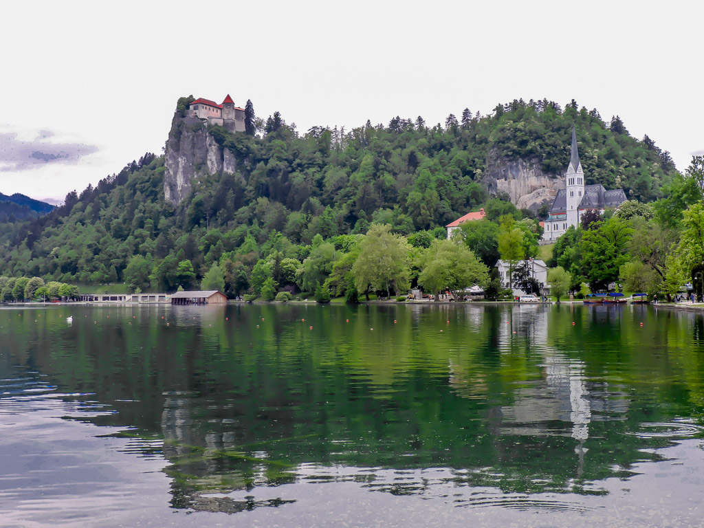 Bled Castle I Things to do at Lake Bled