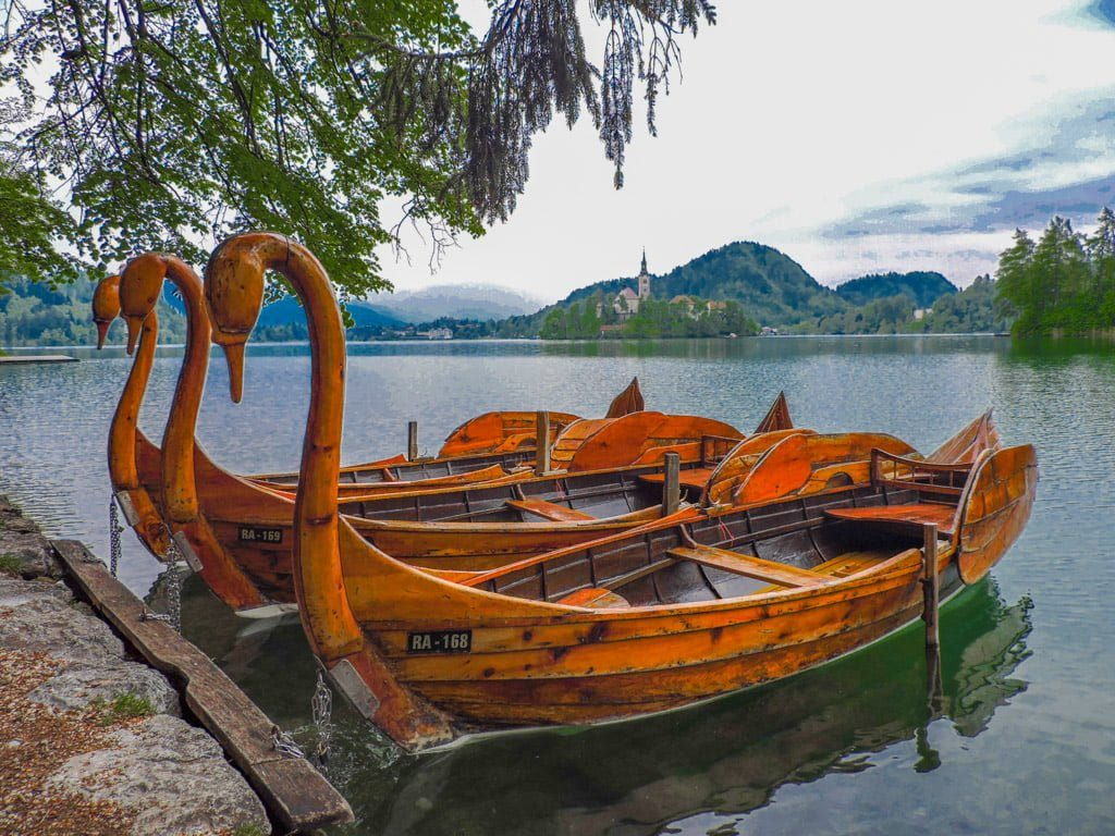 Boat Hire Bled I Slovenia Lake Bled Activities