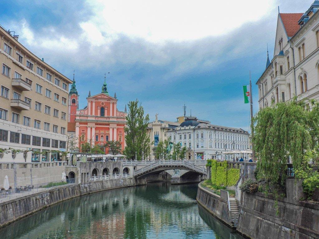 Bridges I Things to do in Ljubljana