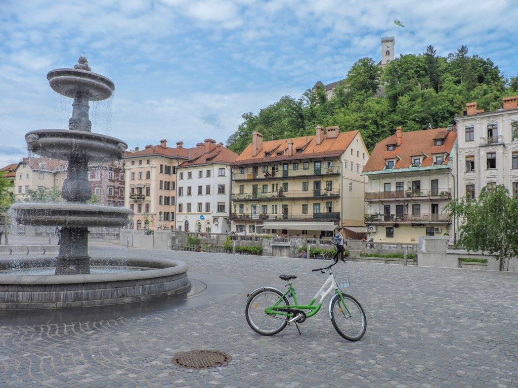 Hire a Bike I Things to do in Ljubljana