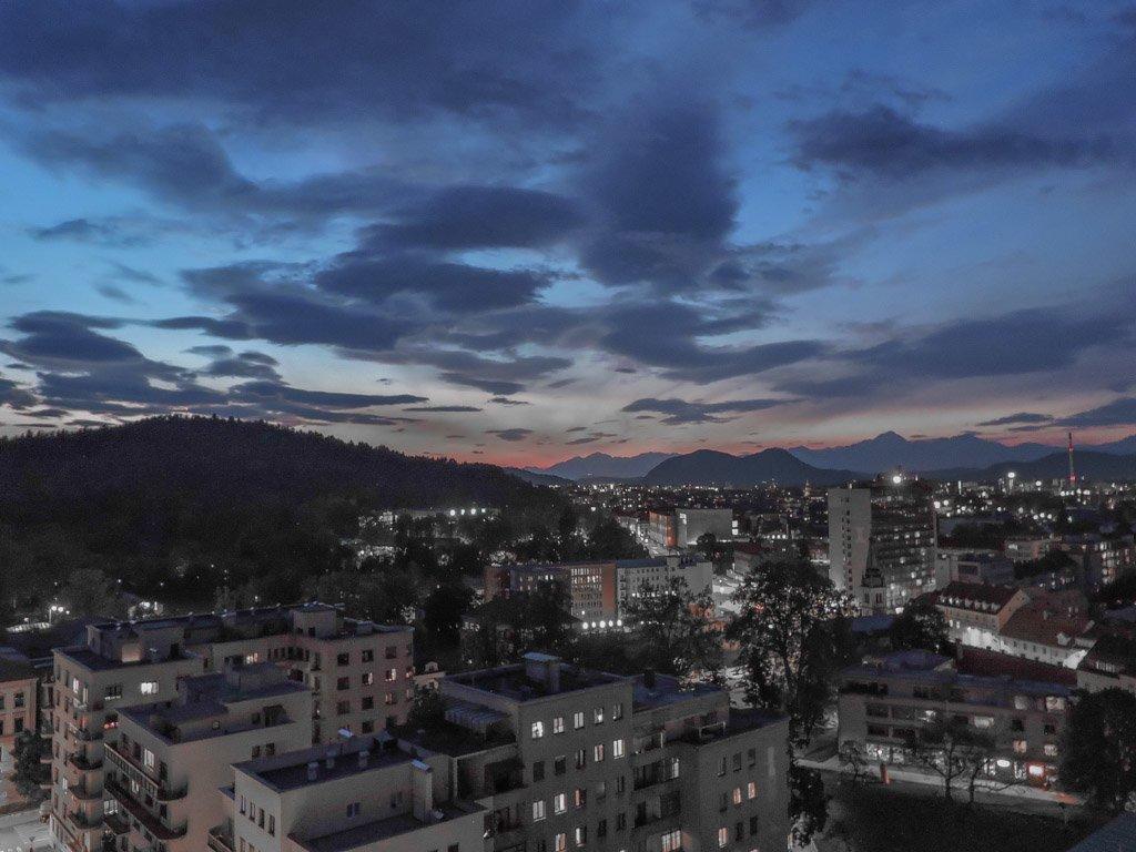 Views from Nebotičnik I Things to do in Ljubljana