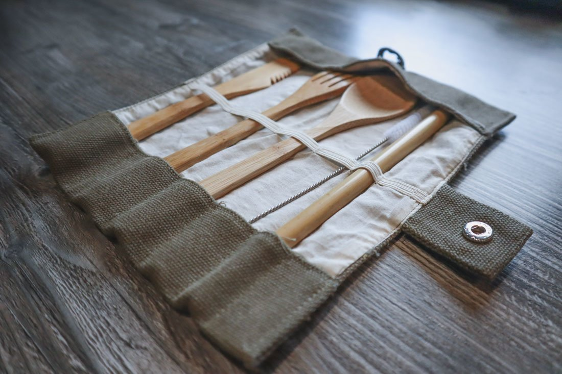 Bamboo Cutlery Straw