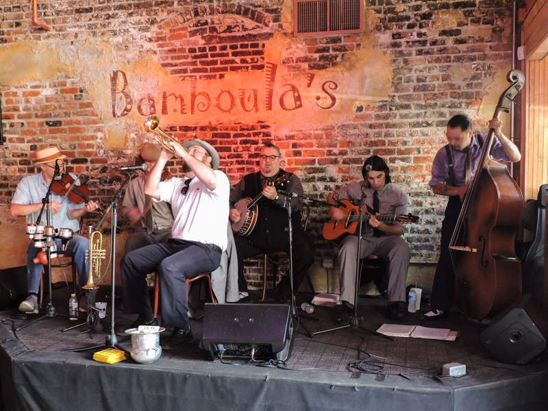 Bamboulas New Orleans