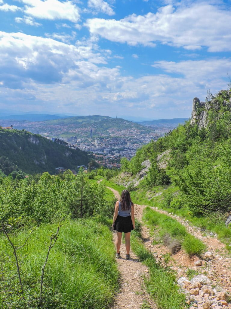 Mount Trebevic Things to do in Sarajevo