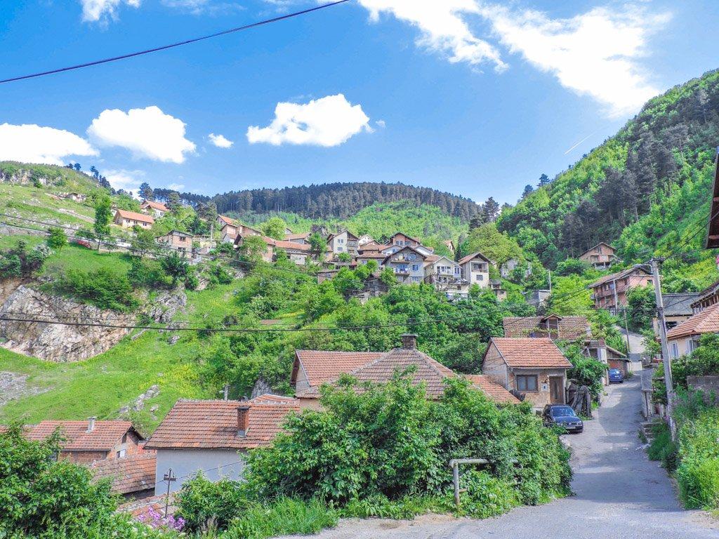Sarajevo Bobsled Track I Bosnia and Herzegovina
