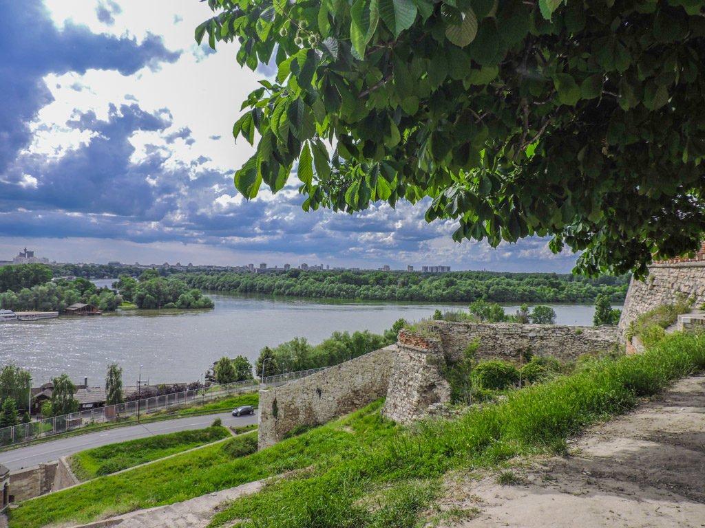 Danube and Sava River I Serbia I Photo the Fortnight 29 I Eastern Europe