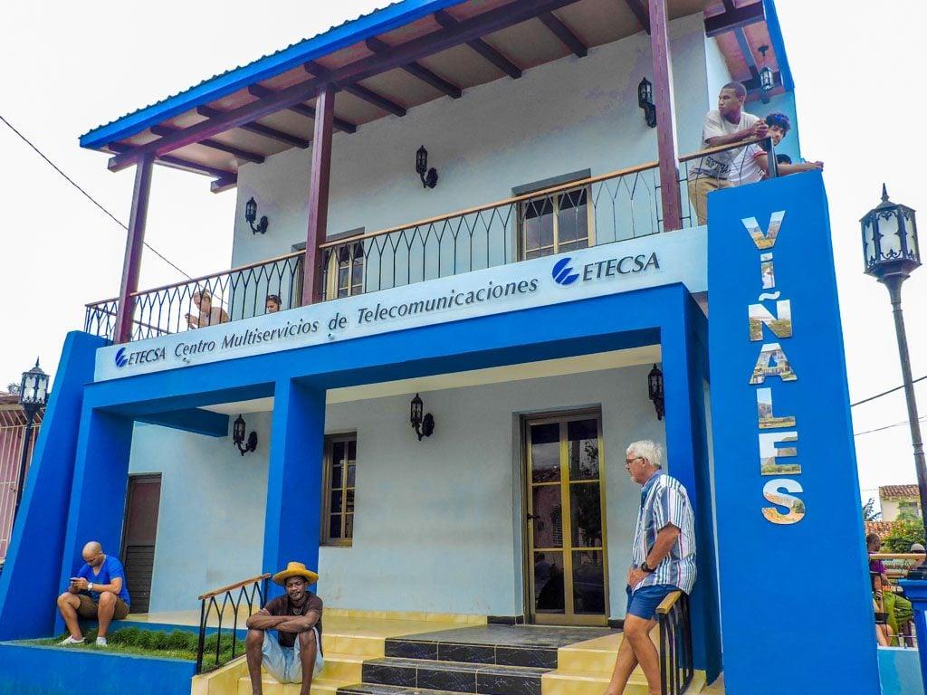 ETECSA Vinvales I Internet and WiFi in Cuba