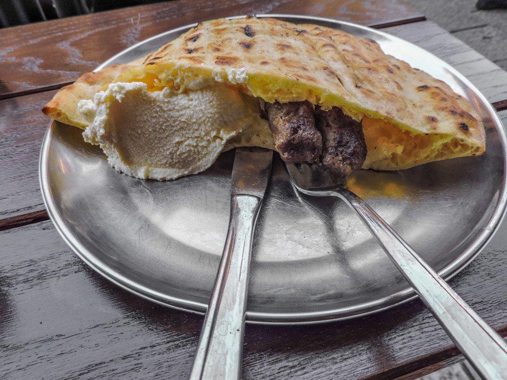 Cevapi Food Sarajevo