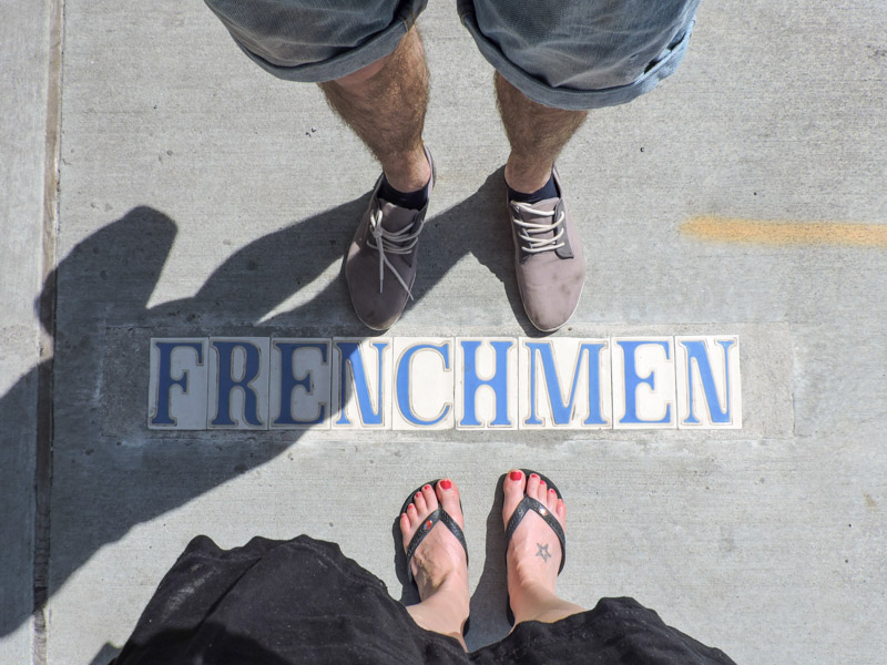 Frenchmen New Orleans_