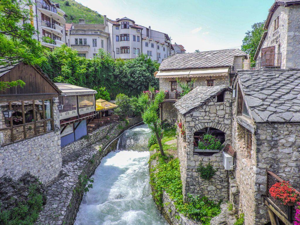 Stari Most, Mostar Bosnia and Herzegovina
