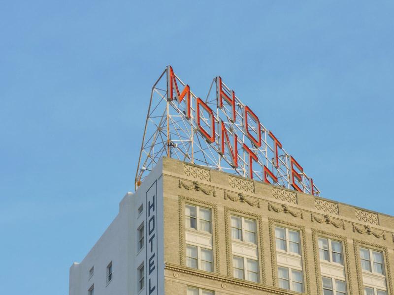 Hotel Monteleone New Orleans_