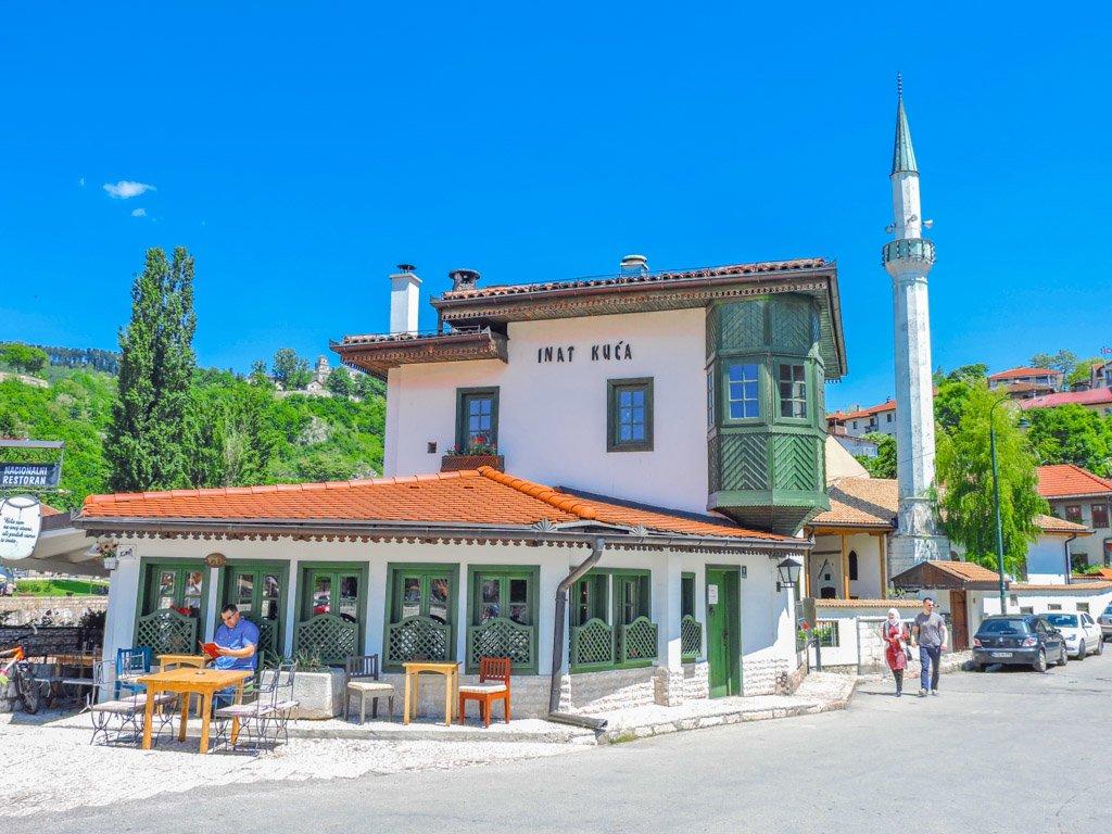 House of Spite I Sarajevo