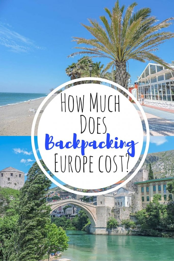 How Much Does Invisalign Cost In The Uk: How Much Does Backpacking Europe Cost?