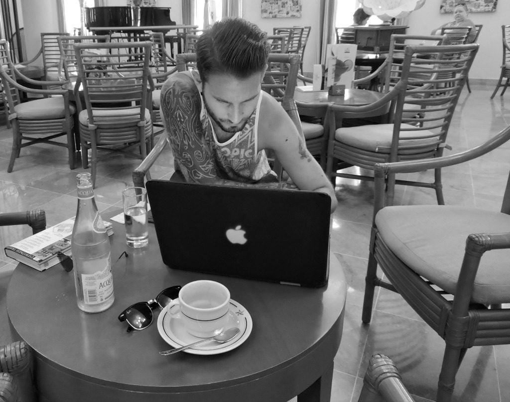 Internet and WiFi in Cuba I Trinidad