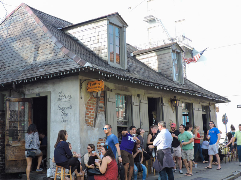 Lafitte Blacksmith Shop Bar New Orleans_
