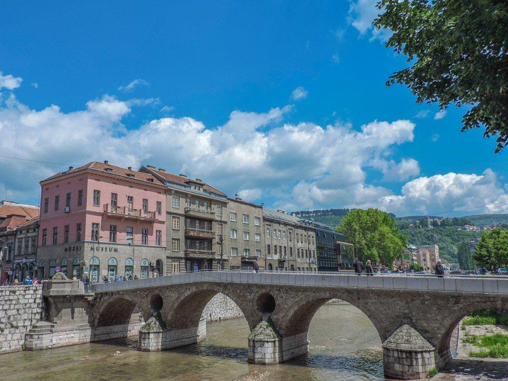 Latin Bridge, Sarajevo Bosnia I Sarajevo Where To Stay and What To Do
