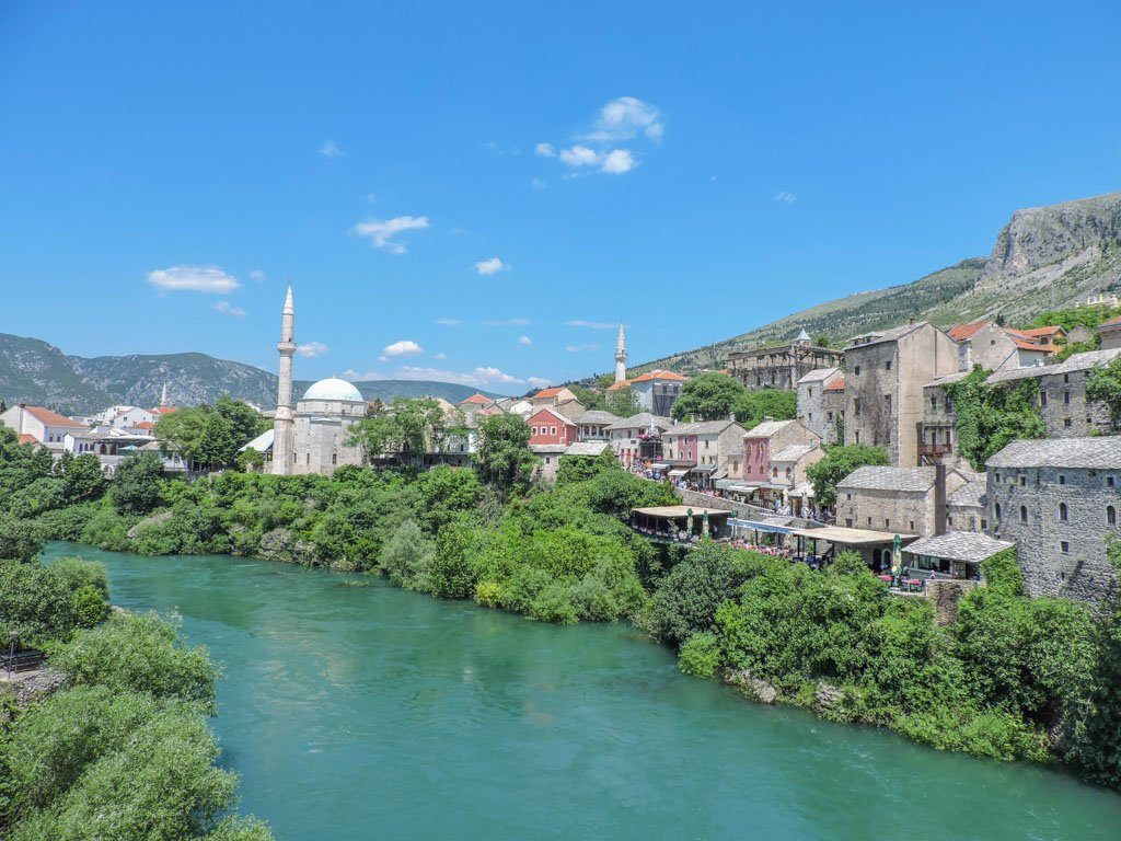 Mostar Bridge I Bosnia and Herzegovina_