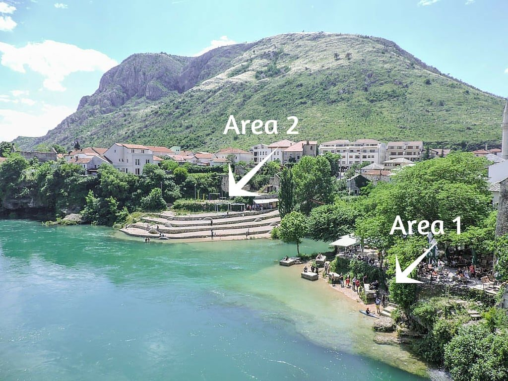 Mostar Viewing Platforms I Bosnia