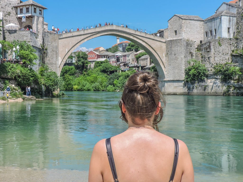 Mostar Stari Most I Bosnia and Herzegovina_