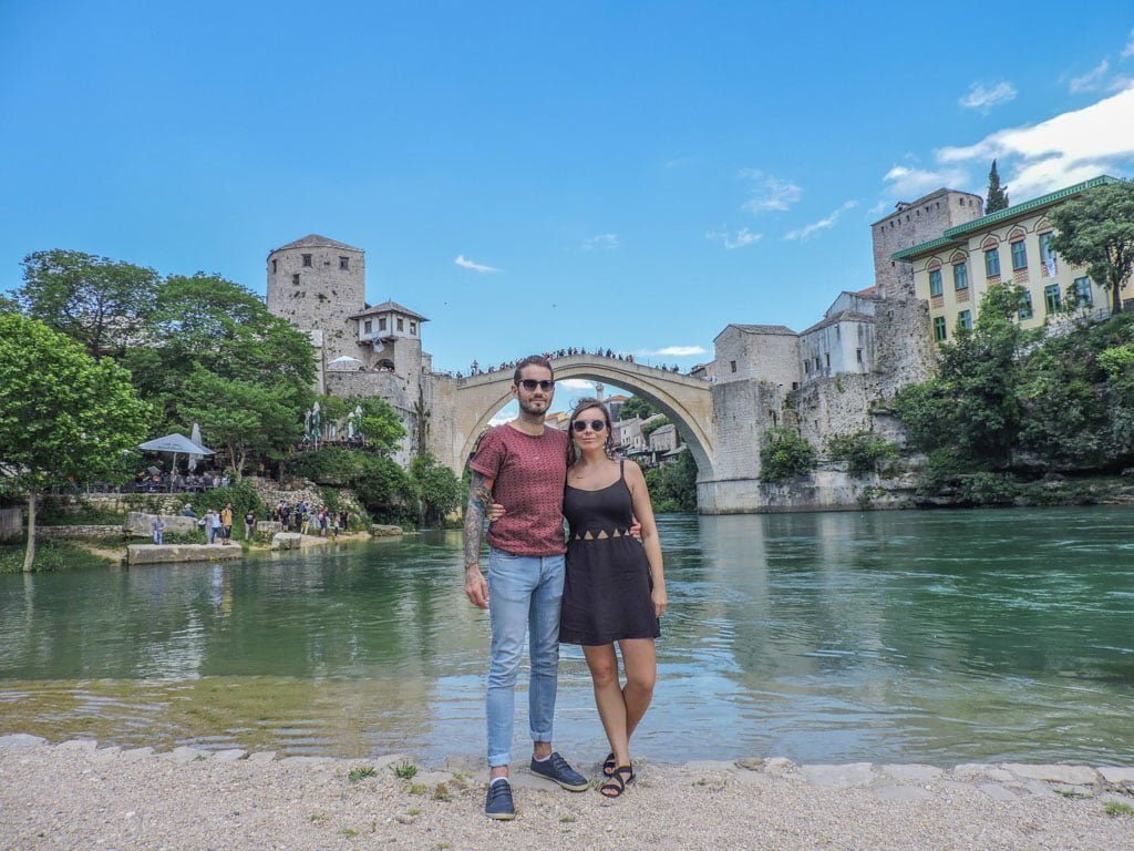 Mostar Stari Most Images I Bosnia and Herzegovina_