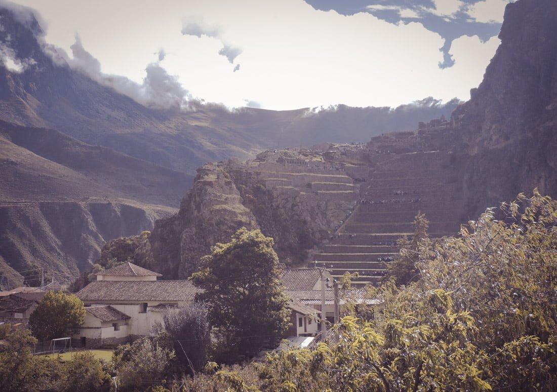 Ollantaytambo Peru Lares Trek_