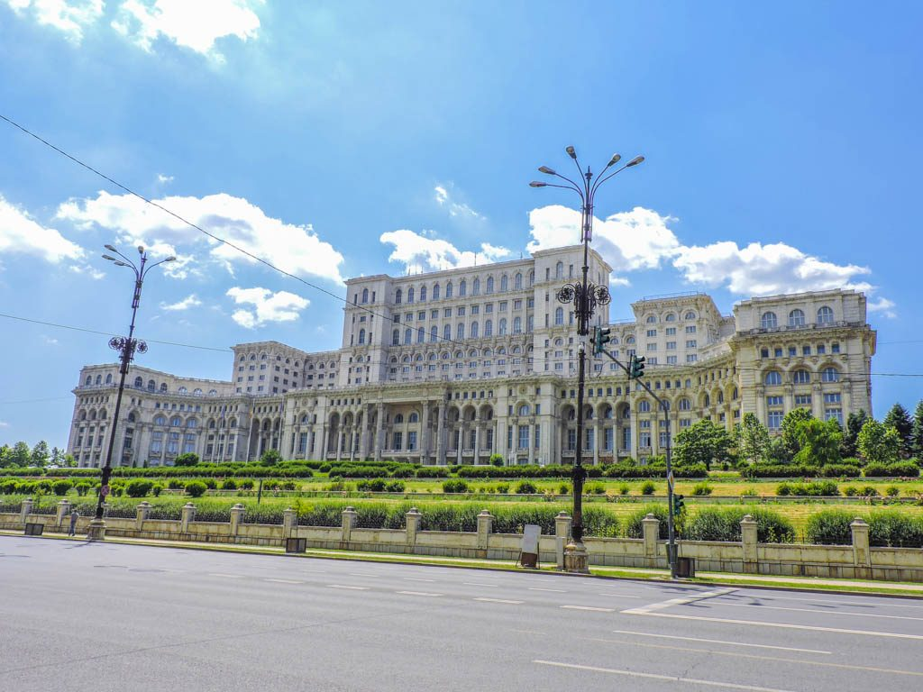 Palace of the Parliament I Things To Do In Bucharest
