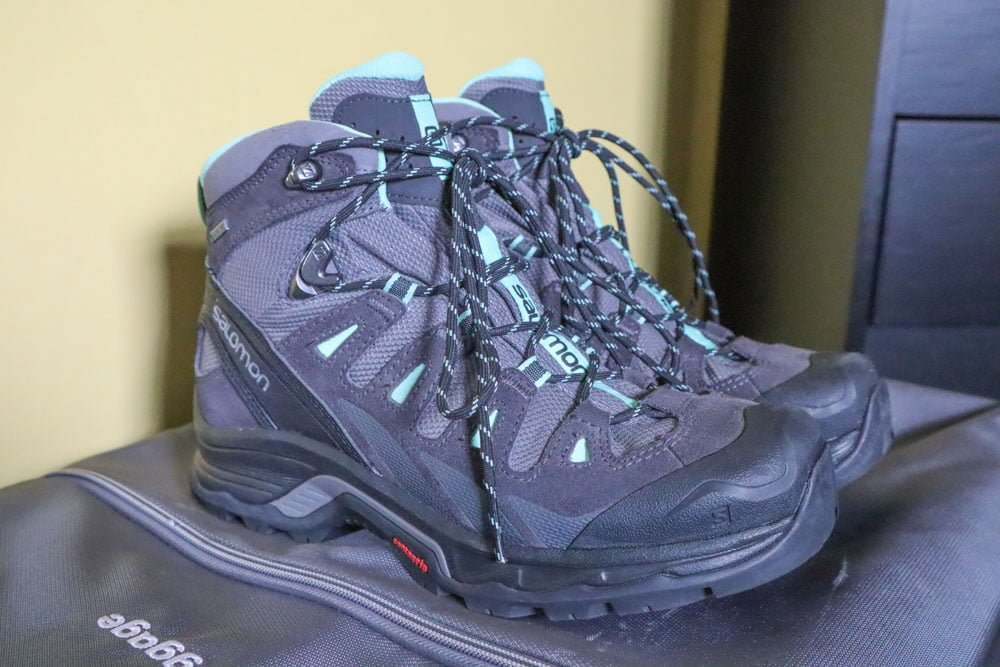 Salomon Quest Ladies Boots