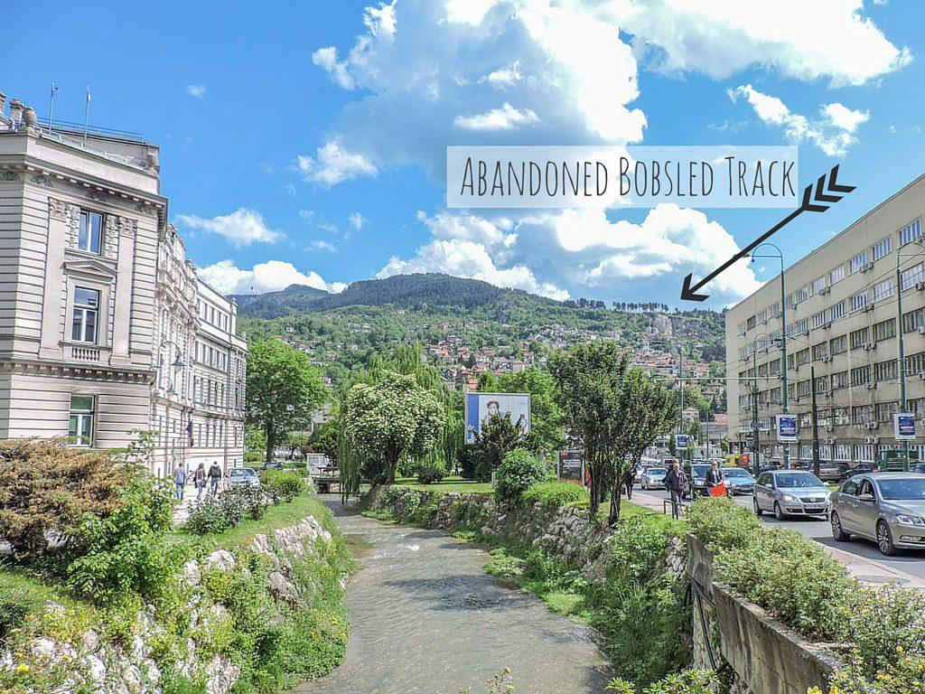 Sarajevo Bobsled Track, BiH