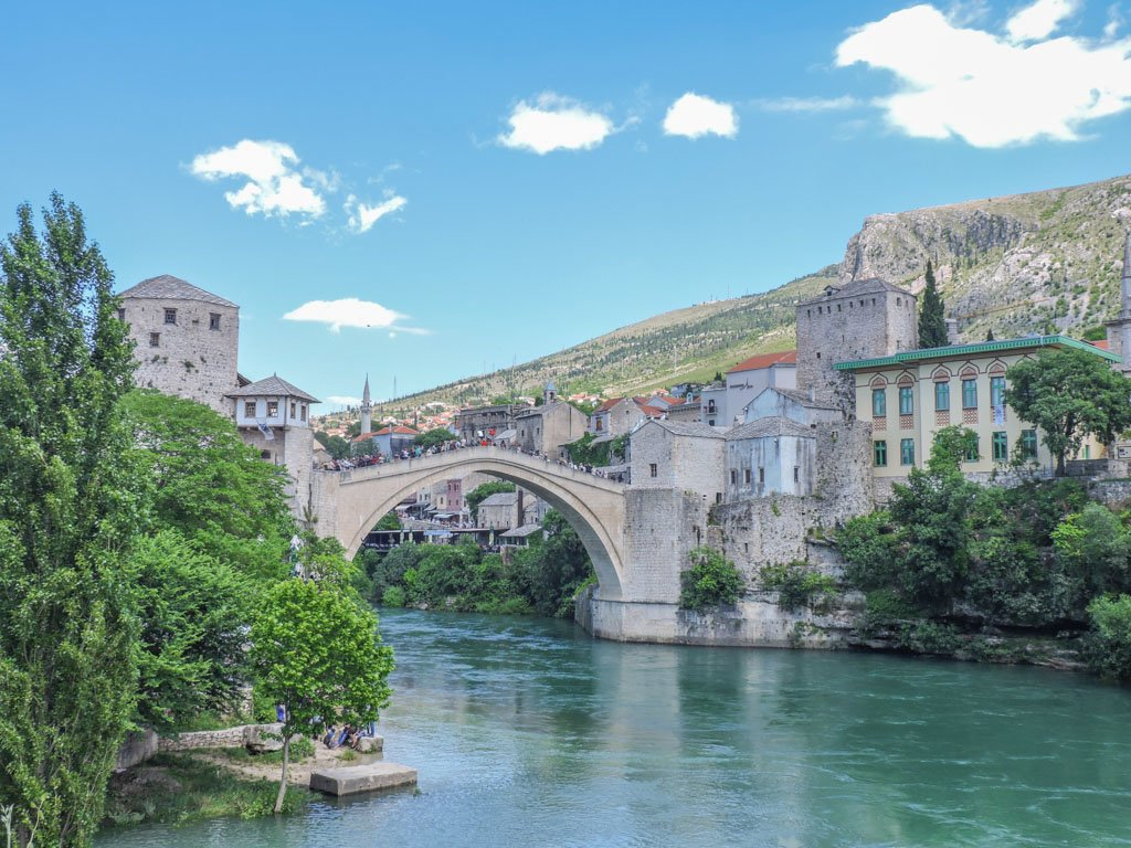 Stari Most Mostar I Bosnia and Herzegovina_