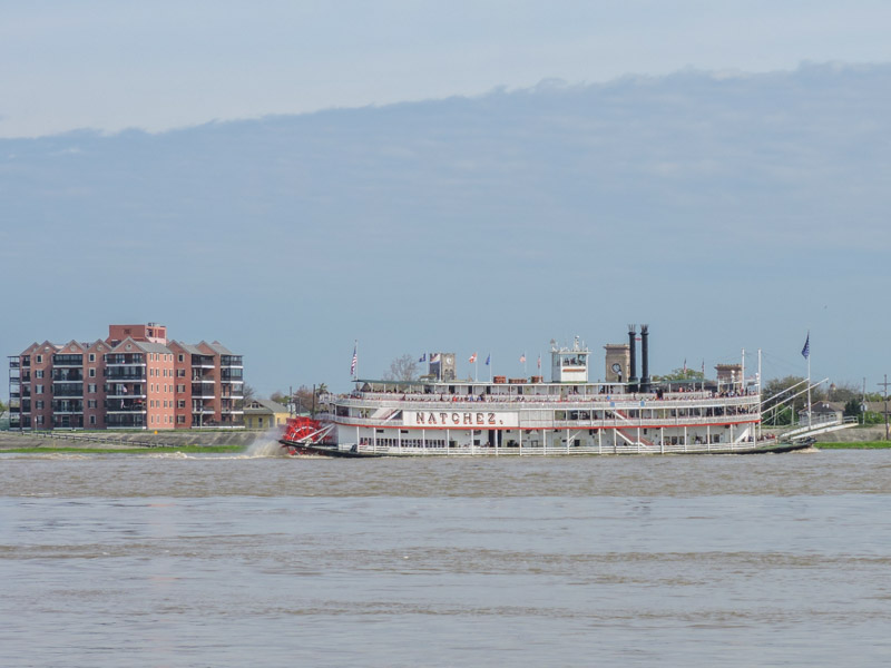 Steamboat Natchez New Orleans_