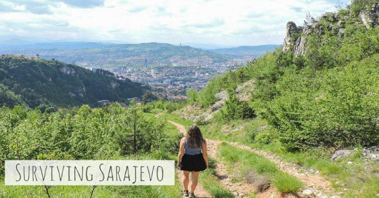 Surviving Sarajevo Sarajevo Where To Stay and What To Do Bosnia
