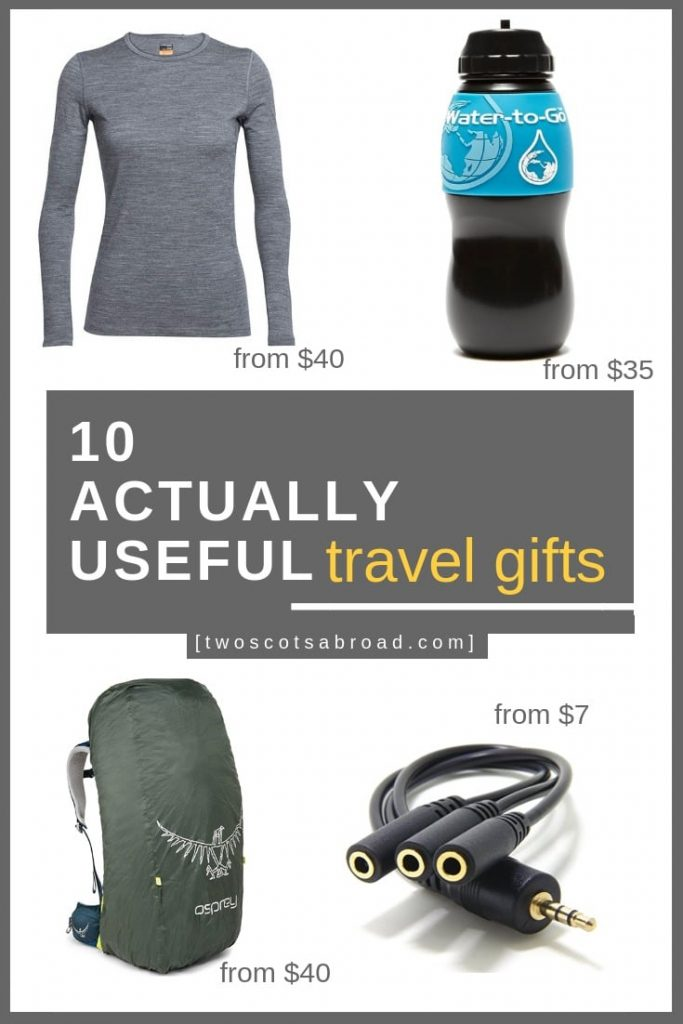 Best gifts for backpackers | best gifts for travelers | christmas presents for travelers | travel gifts | best travel gifts | what gifts to buy for travelers