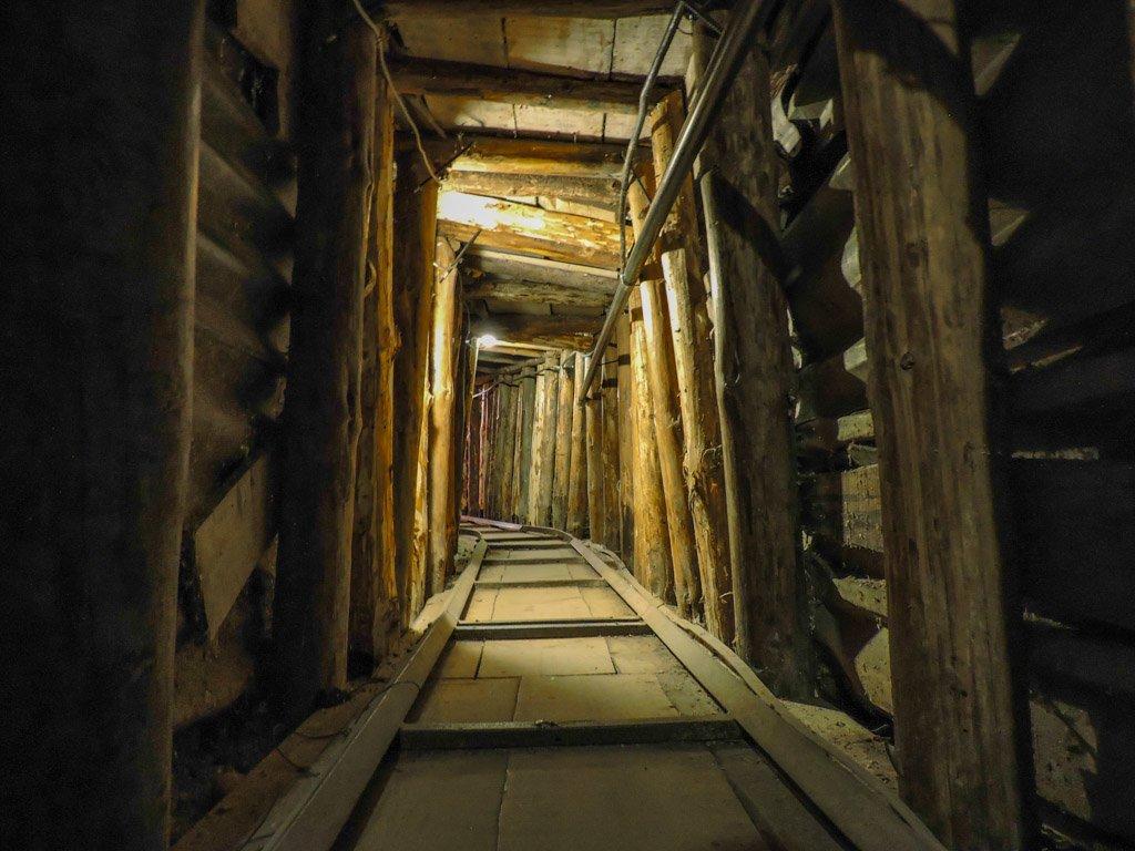 Tunnel of Hope Sarajevo