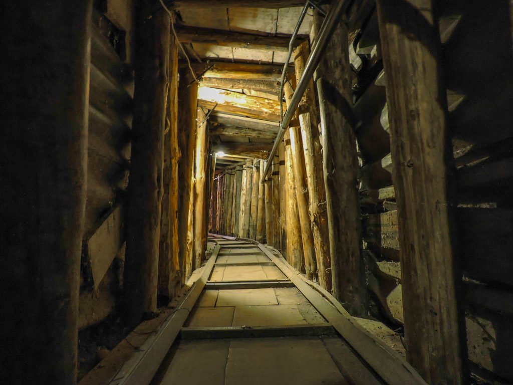 Tunnel of Hope I Sarajevo I Photo the Fortnight 29 I Eastern Europe