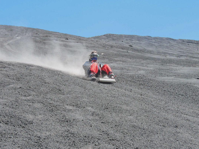 Things to do in Nicaragua - Volcano Boarding Nicaragua