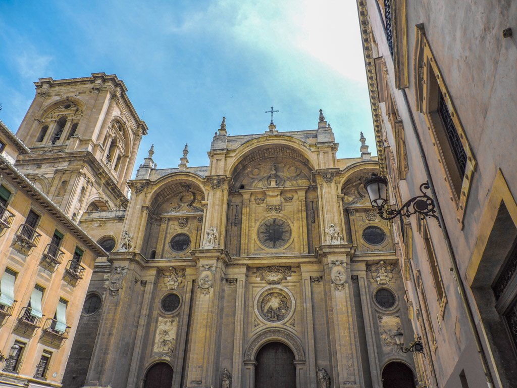 Cathedral Granada Spain I 10 Things to do in Granada on a Budget