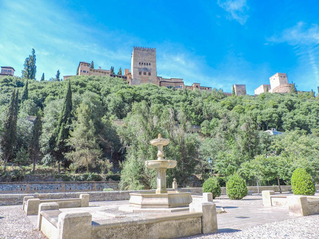 Granda Alhambra I 10 Fun Things to do in Granada on a Budget