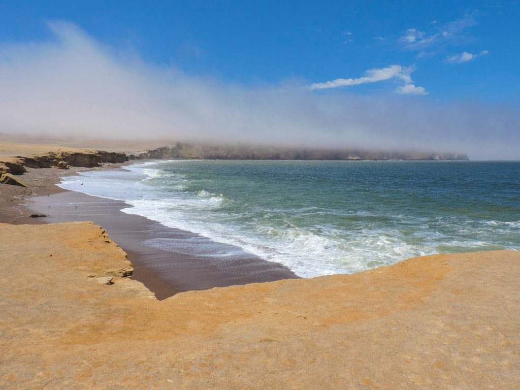 Playa Roja Three Weeks in Peru Itinerary
