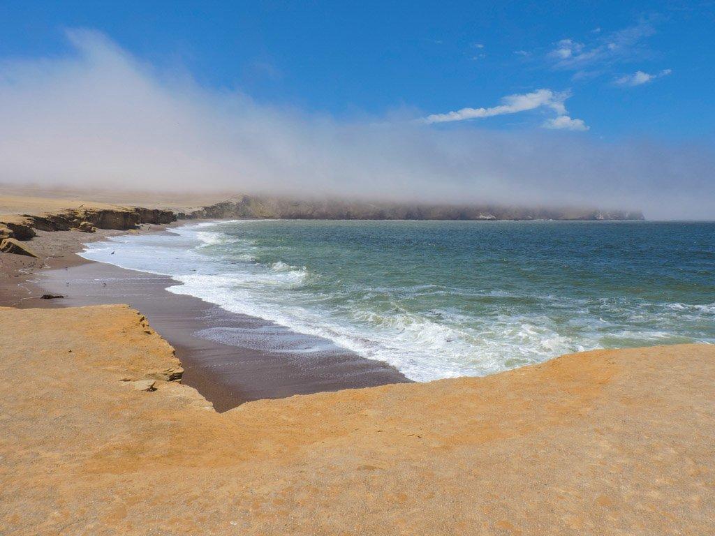 Playa Roja Three Weeks in Peru Itinerary