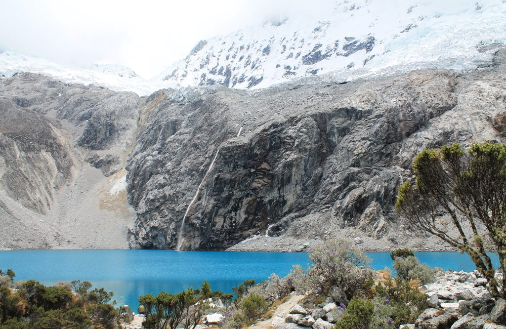 Laguna 69 I Three Weeks in Peru I Image by Jon Is Travelling