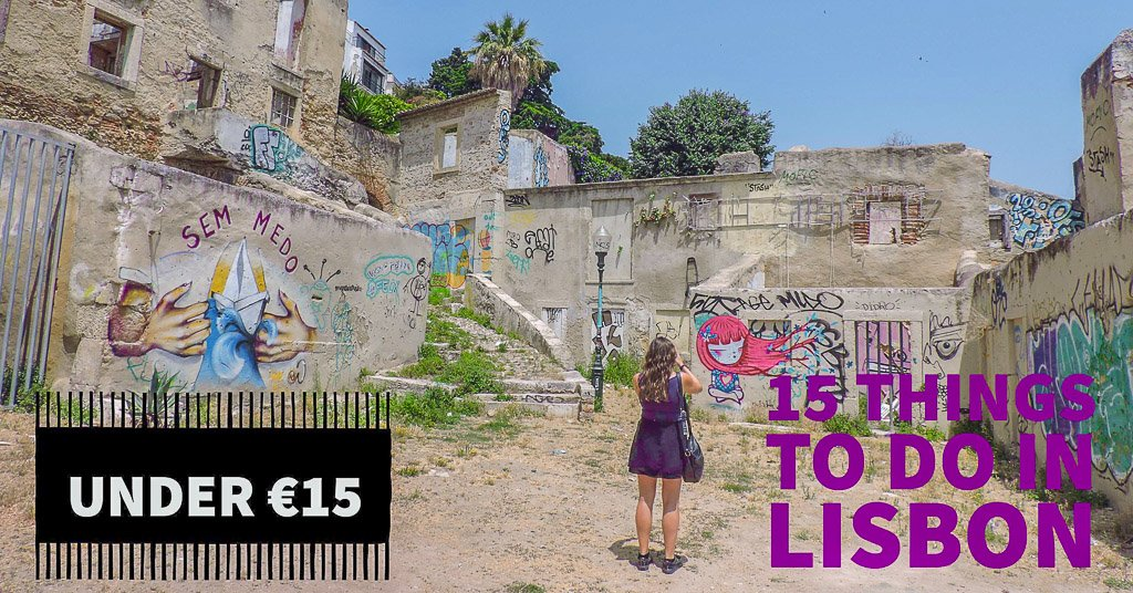 15 Things to do in Lisbon under 15 Euros