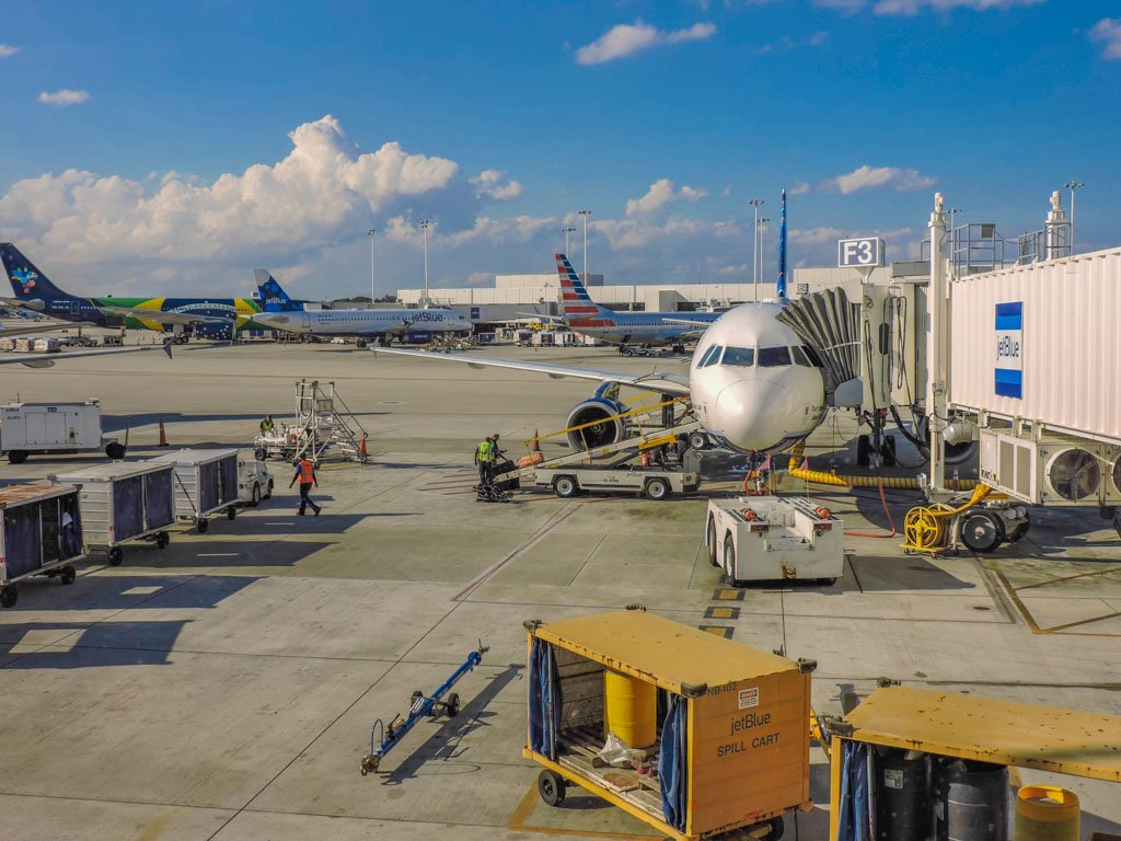 Airport I Long Term Travel Planning
